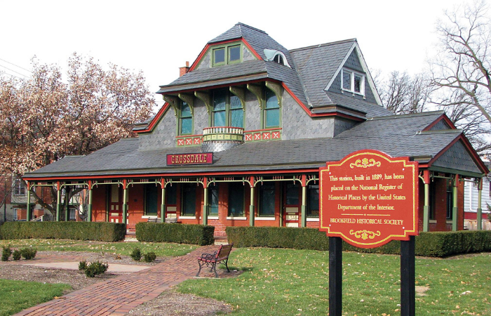 Brookfield Historical Society and Museum