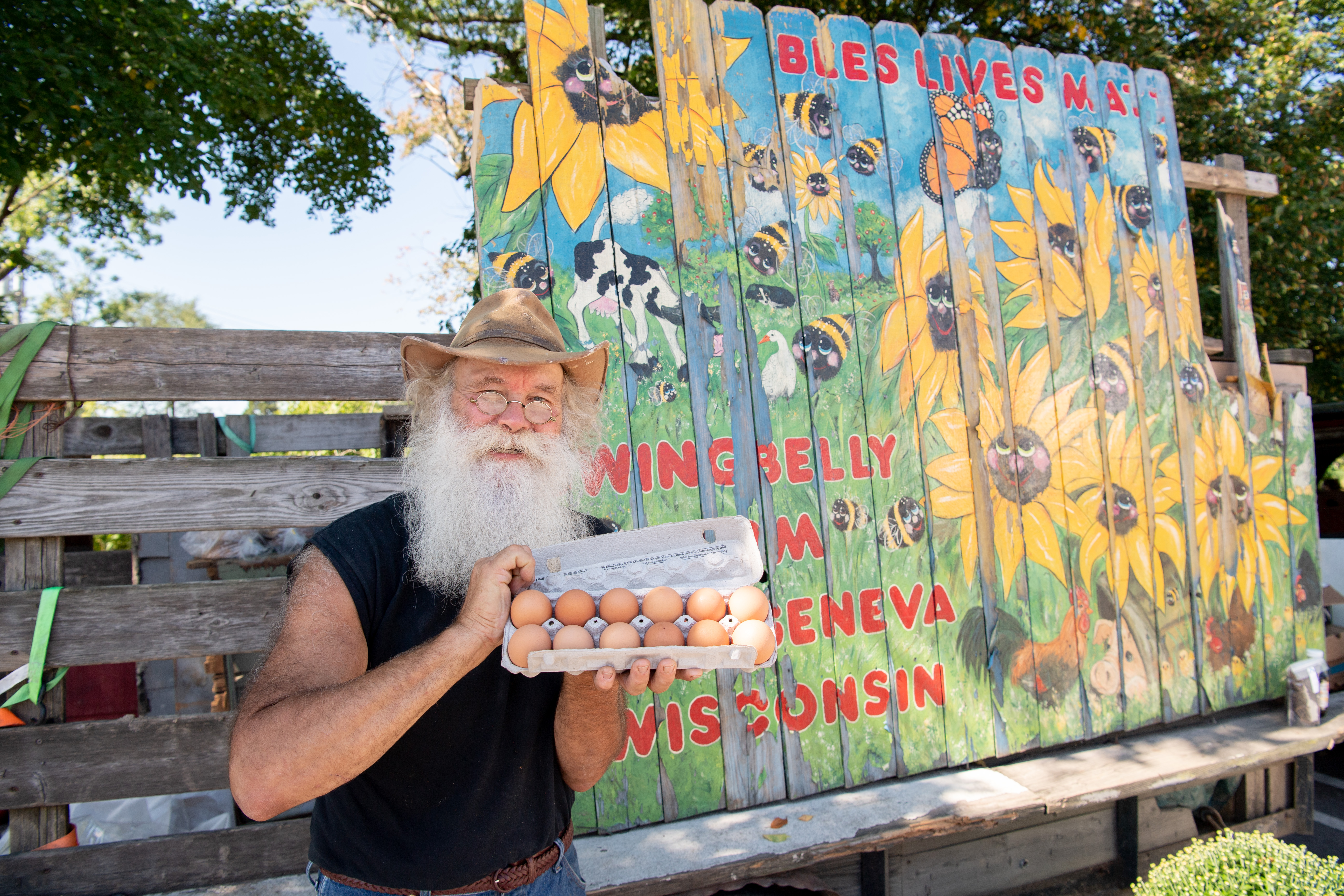 Brookfield Farmers Market outdoor adv photo 2